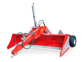2018 AGROMASTER TRAILING LASER LEVELING BLADES (3.0M TO 6.0M) - picture0' - Click to enlarge