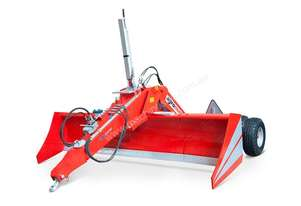 2018 AGROMASTER TRAILING LASER LEVELING BLADES (3.0M TO 6.0M)