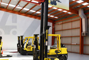 Rental Special: NEW Walkie Stacker Hyster W25ZA2 $55 pw