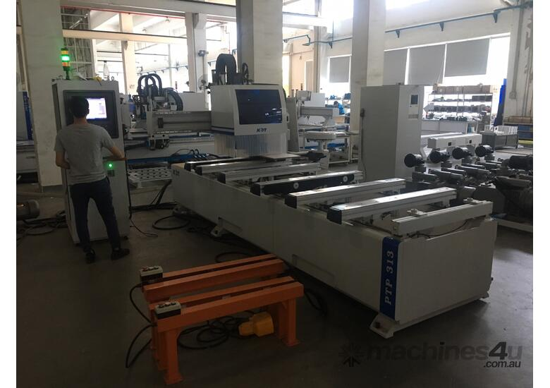 Pod and rail 3250 x 1250mm 17.2HP
