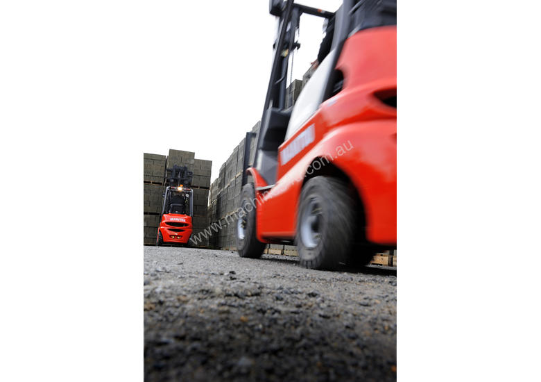 NEW MANITOU MI25G - 2.5T LPG CONTAINER ENTRY FORKLIFT