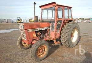INTERNATIONAL HAVESTER 584 2WD Tractor