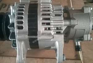 Isuzu truck alternator 4HF1 engine