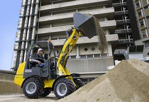 Wheel Loader WL20e Battery Powered