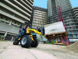 WL20e Articulated Wheel Loader - picture3' - Click to enlarge