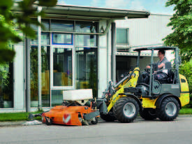WL20e Articulated Wheel Loader - picture0' - Click to enlarge