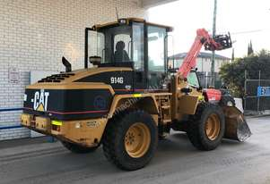Caterpillar CAT 914G WHEEL LOADER