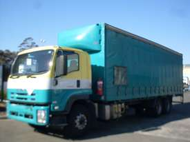 Isuzu FVM1400 Curtainsider Truck - picture1' - Click to enlarge