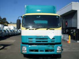 Isuzu FVM1400 Curtainsider Truck - picture2' - Click to enlarge