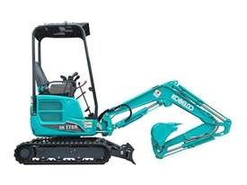Kobelco SK17SR-5 Mini Excavator for Dry Hire - picture1' - Click to enlarge