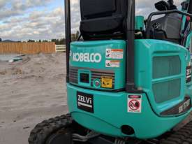 Kobelco SK17SR-5 Mini Excavator for Dry Hire - picture3' - Click to enlarge