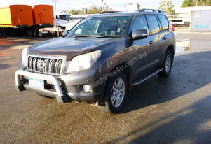 2010 Toyota Prado Kakadu (KDJ150R) 4x4 Land Cruiser - In Auction