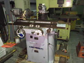 Used Cincinnati No.2 Tool & Cutter Grinder - picture0' - Click to enlarge