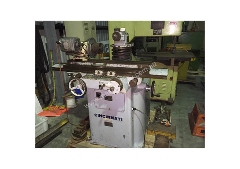 Used Cincinnati No.2 Tool & Cutter Grinder