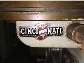 Used Cincinnati No.2 Tool & Cutter Grinder - picture1' - Click to enlarge