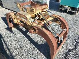 POWERHAND G50S Excavator Grapple - picture0' - Click to enlarge