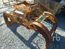 POWERHAND G50S Excavator Grapple - picture1' - Click to enlarge