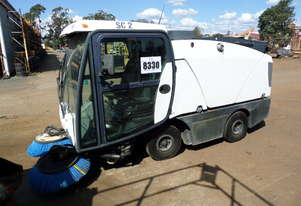 9/2011 CN200 Macdonald Johnston Sweeper *CONDITIONS APPLY*
