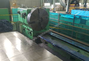 HNK HL-15x12B Large Capacity CNC Lathe. 2009 model.