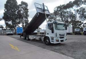 Iveco Eurocargo ML225 Tipping tray Truck