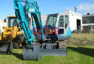 Active Machinery Sunward Excavator – SWE80B