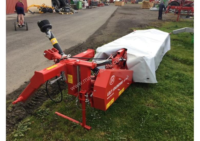 New Lely Lely 320L Mower Hay Forage Equip Disc Mower In