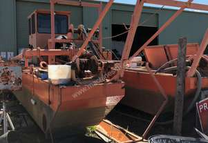 Custom Built Cutter Sunction Dredge 6 * 4
