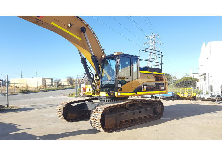 2009 CAT 336D EXCAVATOR WITH 6150 HOURS, FULL SPEC WITH BUCKETS, VERY GOOD CONDITION