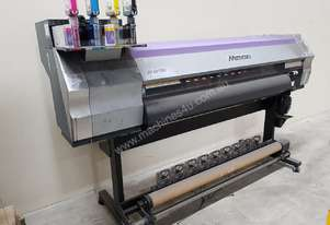 MIMAKI INK JET PRINTERS JV33-130 x 3. DIGITAL PRINTERS x 2. UV DRYER