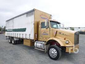 KENWORTH T480 Tautliner Truck - picture0' - Click to enlarge