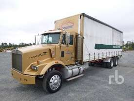 KENWORTH T480 Tautliner Truck - picture1' - Click to enlarge