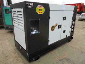 Schmelzer SG-25 Skid Mounted 30KvA Diesel Generator - picture0' - Click to enlarge