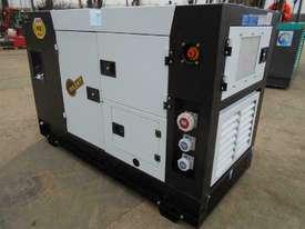 Schmelzer SG-25 Skid Mounted 30KvA Diesel Generator - picture1' - Click to enlarge