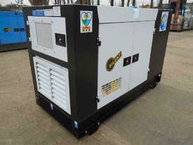 Schmelzer SG-25 Skid Mounted 30KvA Diesel Generator - picture2' - Click to enlarge