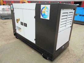 Schmelzer SG-25 Skid Mounted 30KvA Diesel Generator - picture3' - Click to enlarge