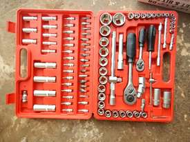 Unused 94pc Socket Set - 3836-125 - picture0' - Click to enlarge