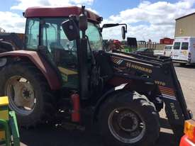 Case IH CX100 FWA/4WD Tractor - picture1' - Click to enlarge