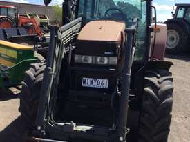 Case IH CX100 FWA/4WD Tractor - picture2' - Click to enlarge