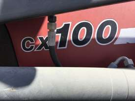 Case IH CX100 FWA/4WD Tractor - picture6' - Click to enlarge