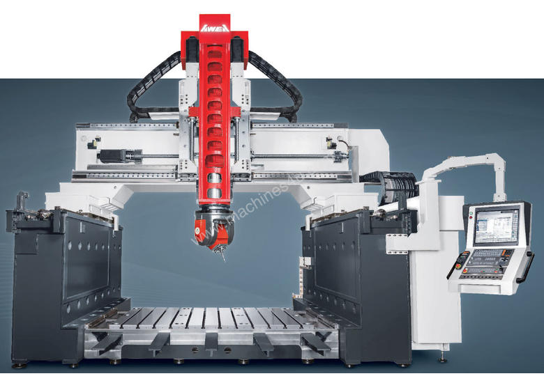 Awea Gantry Type 5 Axis Machining Centre