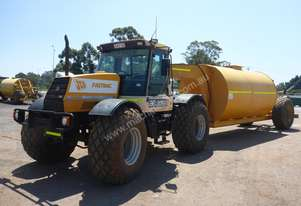 1996 JCB Fastrac 155-65 14,000L Dinosaur Water Cart (WT28) - In auction