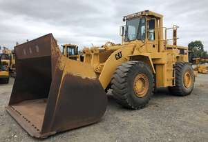 1984 Caterpillar 980C Wheel Loader