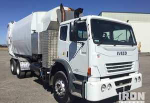 2009 Iveco ACCO 2350G 6x4 Garbage Truck