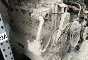 Cummins   NHC250 ENGINE