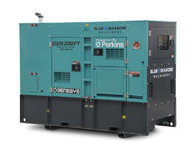 Perkins engine - 200 kVA Diesel Generator 415V- 3 Years Warranty - picture2' - Click to enlarge