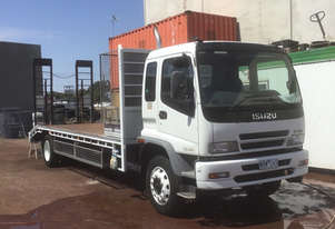 Isuzu   FTR900 Beavertail Truck