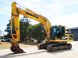 Komatsu HB215LC-1 Tracked-Excav Excavator - picture0' - Click to enlarge