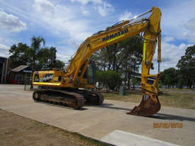 Komatsu HB215LC-1 Tracked-Excav Excavator - picture4' - Click to enlarge