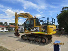 Komatsu HB215LC-1 Tracked-Excav Excavator - picture9' - Click to enlarge