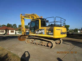 Komatsu HB215LC-1 Tracked-Excav Excavator - picture11' - Click to enlarge
